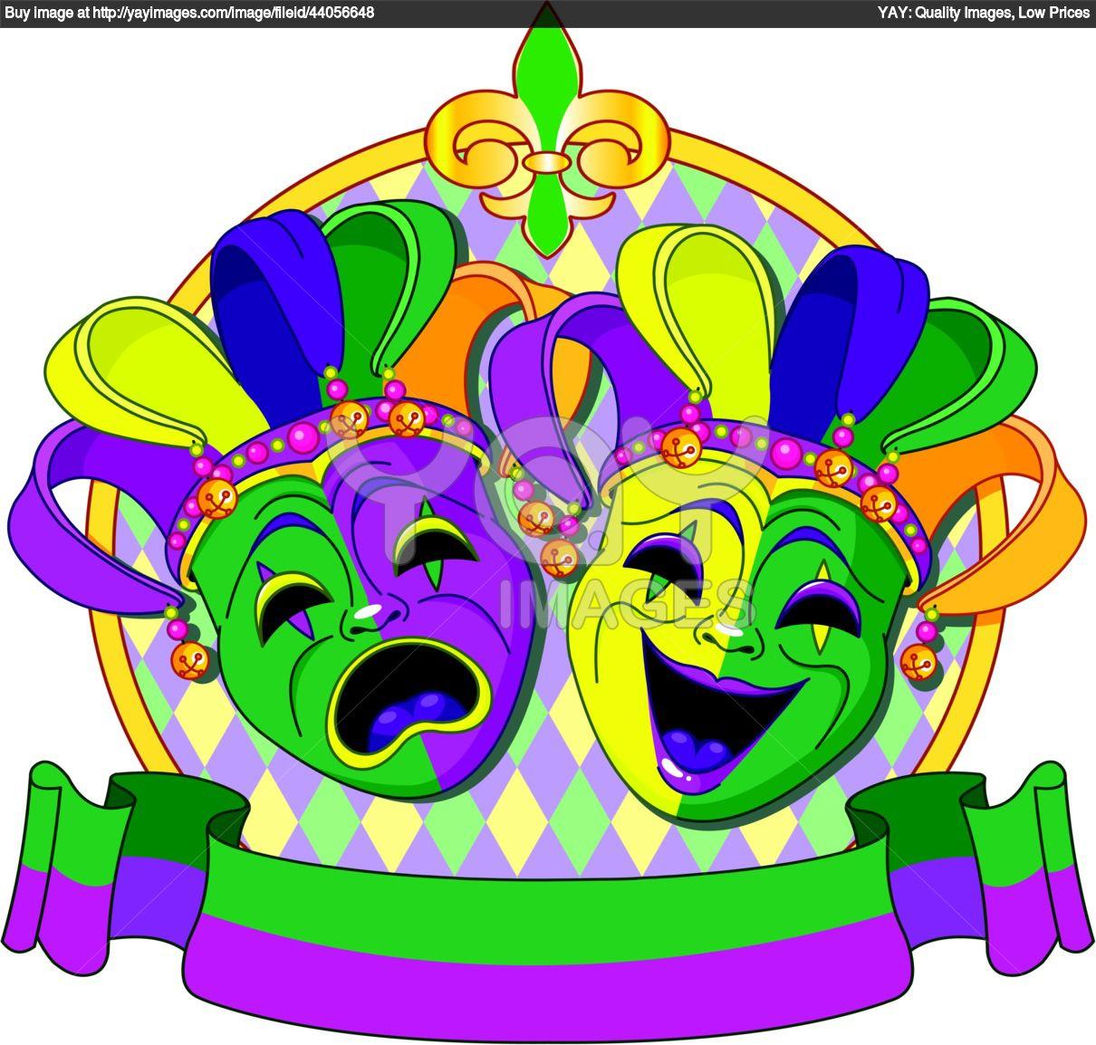 Mardi Gras Clipart Mardi Gras Masks Design 2a04048 Arcadia Theatre