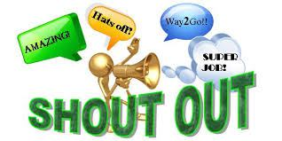 Image result for Chip art shout out