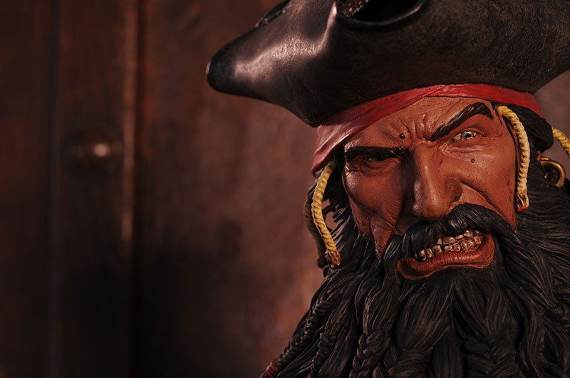 did-blackbeard-have-wives